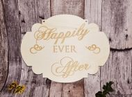 "Placuta ""Happily ever after"" - NT005"